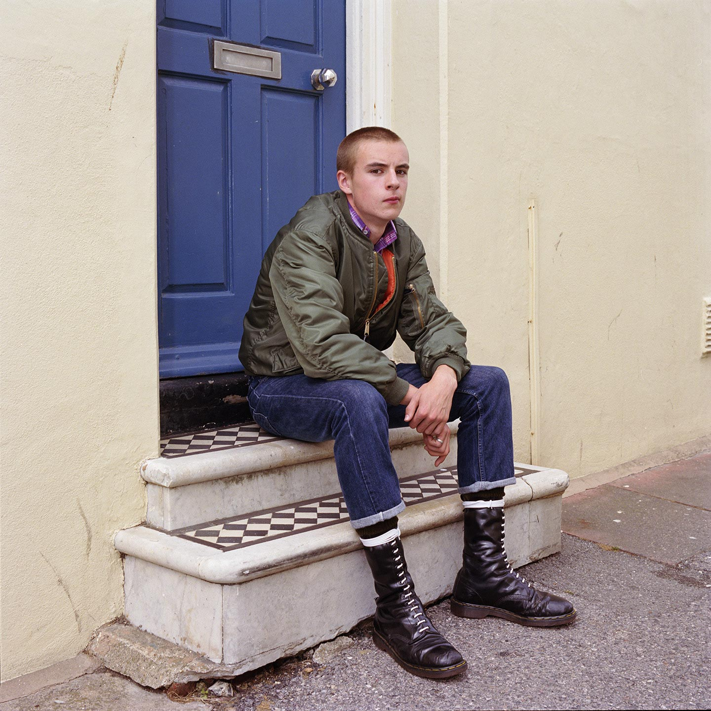 Skinheads © Owen Harvey