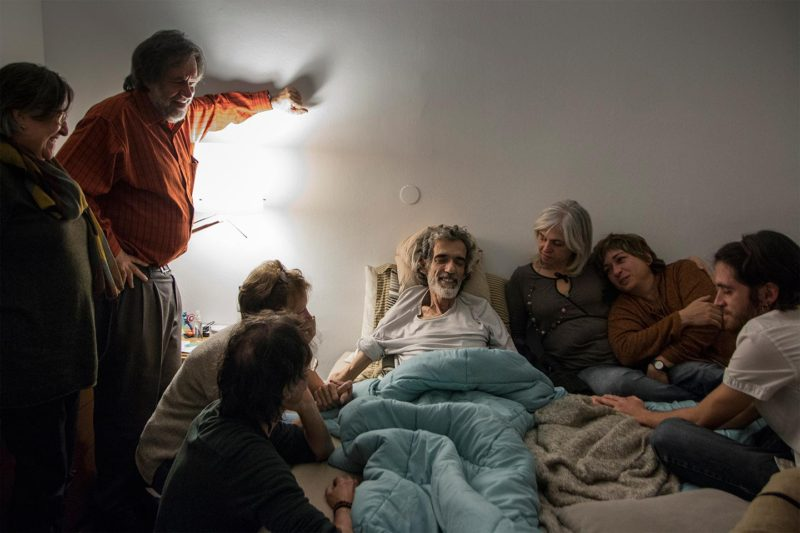 My Dad for a While ©Ginebra Peña Gimeno