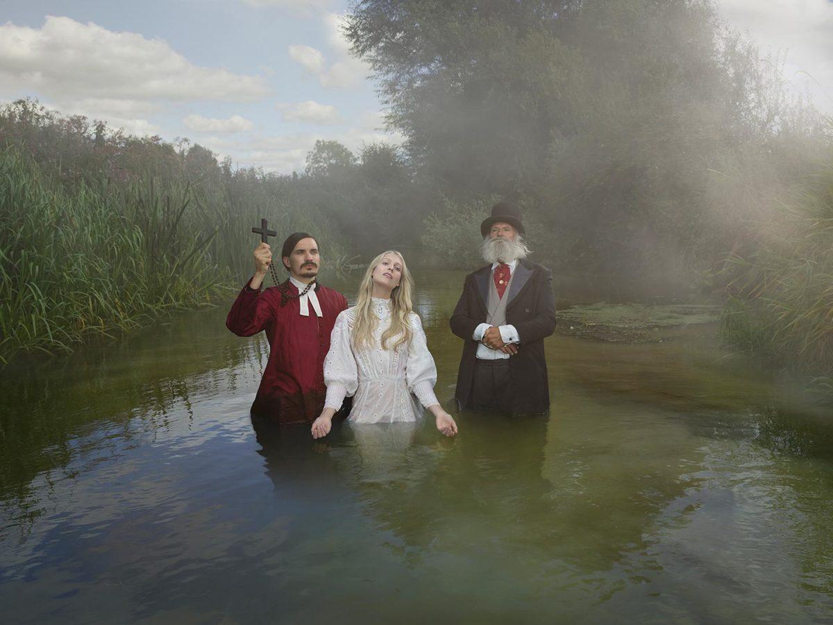 Old Father Thames © Julia Fullerton-Batten