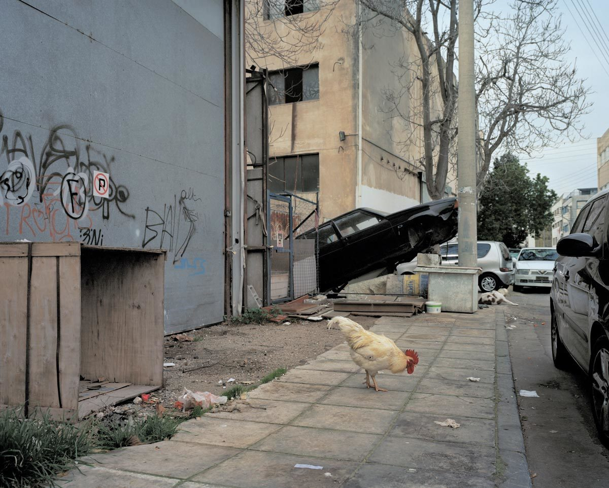 Still Neighborhood © Vaggelis Tatsis